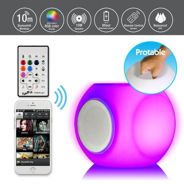 livingroomlamp, ledcubelighting, decorationspeaker, waterproofspeaker
