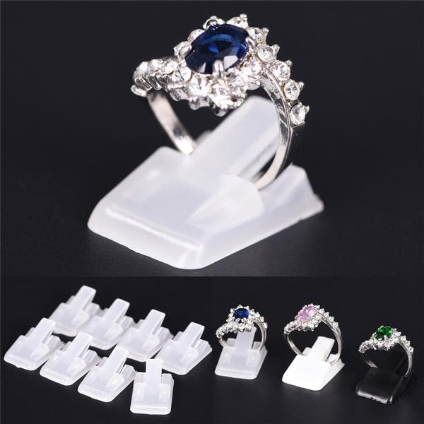 Fashion, Jewelry, ringjewelrydisplaysholder, 10 pcs