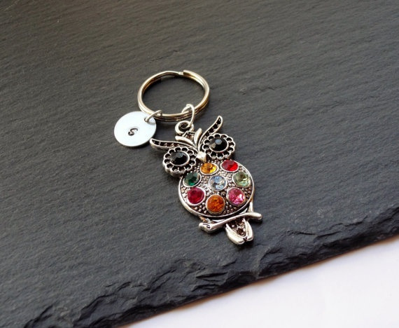 Owl, owlpendant, Key Chain, Gifts