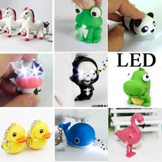 Flashlight, cute, led, keychainlight