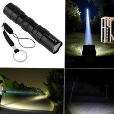 Flashlight, Mini, Torch, led