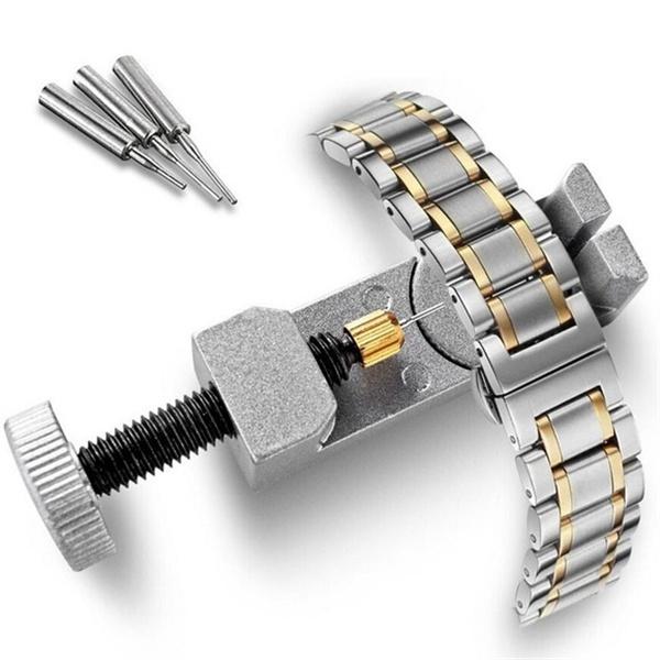Pins, jeweleryampwatche, adjustablewatchband, Watch
