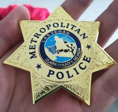 policebadge, fireman, medals, brooch