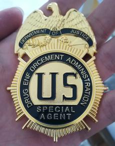 Copper, policebadge, fireman, medals