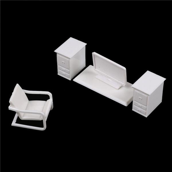 Toy, officefurnituremodel, Home & Living, miniaturefurniture