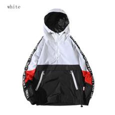 hooded, windbreakerwomen, menslightweightjacket, Waterproof