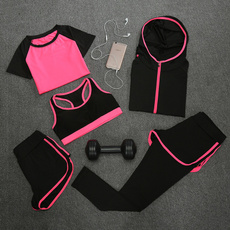 Summer, quickdrying, fitnessclothe, Ejercicio