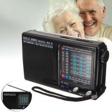 portableradioreceiver, 9bandradio, Consumer Electronics, shortwaveradio