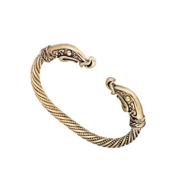 Antique, Celtic, Jewelry, gold