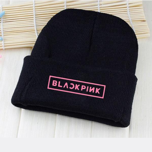 K-Pop, knitted, knittedcap, blackpink