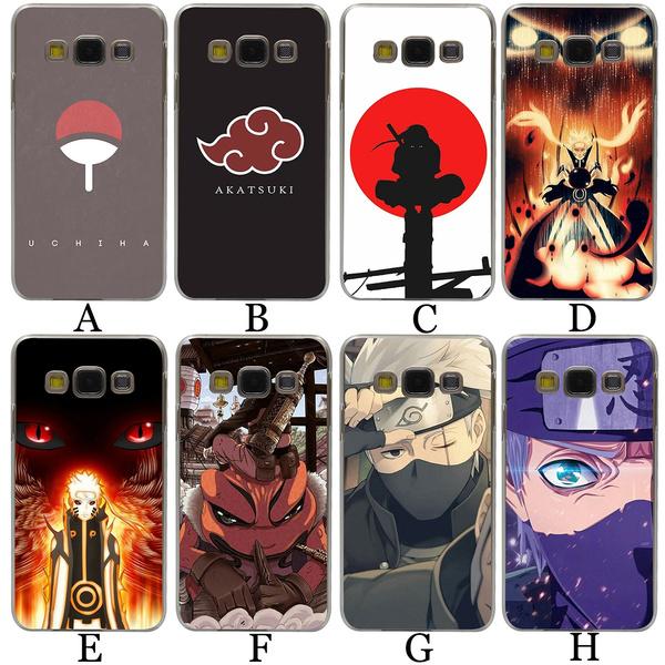 A75 HOKAGE Uzumaki Naruto Sasuke Hard Phone Coque Shell Case for Samsung Galaxy A3 A5 2015 2016 2017 A8 Plus 2018 Grand Prime Note 8 Note 9 Coverr   ...