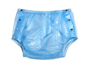 Blues, pvcfetishpant, pants, snaponplasticpant
