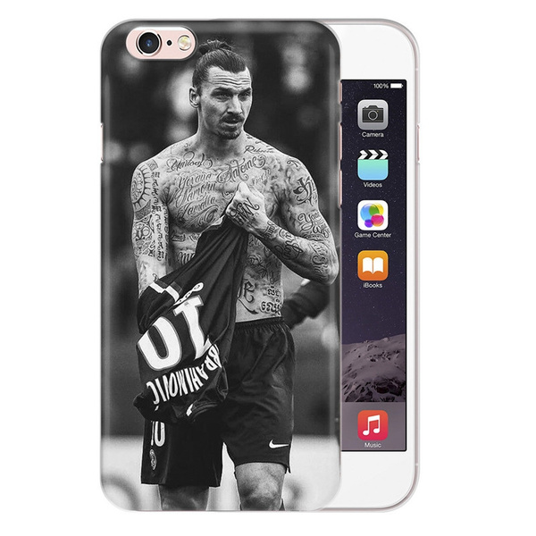 Zlatan Ibrahimovic Tattoo Football iPhone 4 5 6 7s plus 8 x case Samsung Galaxy S6 S7 S8 cover   Wish
