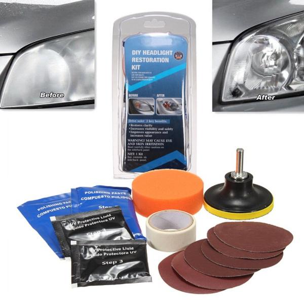 polishingcleaner, kitcar, lights, Systems