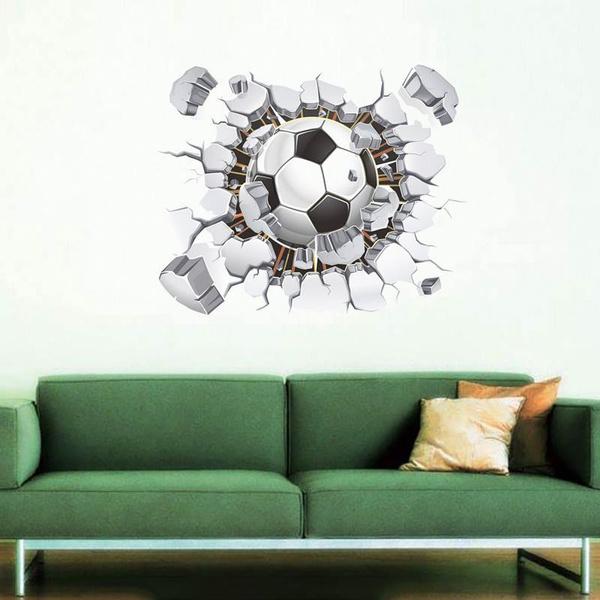 artvinylwallsticker, Decor, Soccer, art