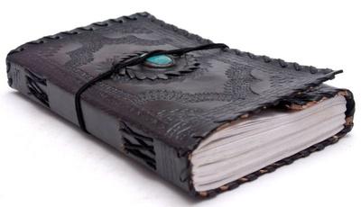 handmadeart, sketchbook, Turquoise, Diary