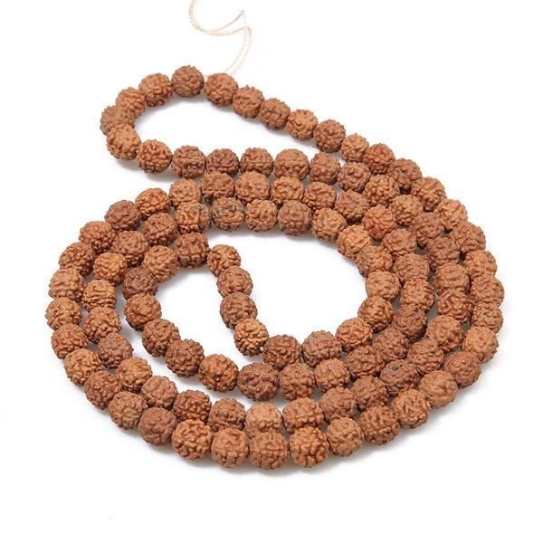 Jewelry, necklace charm, 108bead, buddhist