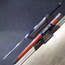Steel, kungfusword, swordsartonline, Sword Art Online Cosplay