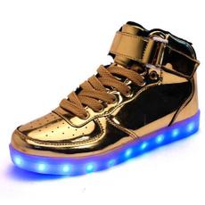 casual shoes, ledshoe, Fashion, led