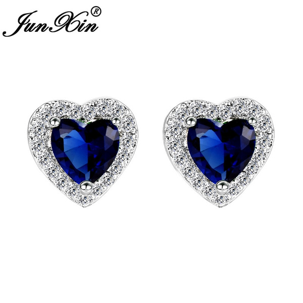 Blues, Heart, DIAMOND, Jewelry