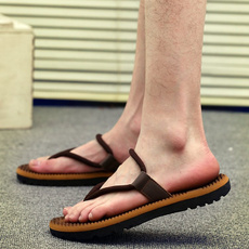 Slippers, Summer, Shoes, Simple