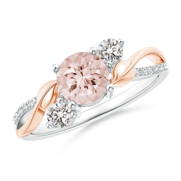 Rose, gold, 18k gold ring, fine jewelry