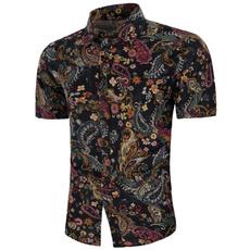 Summer, Fashion, Shirt, Hawaiian