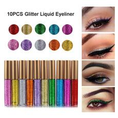 Eye Shadow, liquideyeliner, eye, Colorful