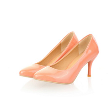 Plus Size, Womens Shoes, leather, pointed