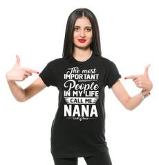 Funny, mothersdaygiftidea, Shirt, nana