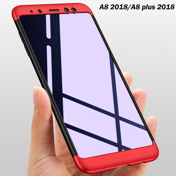 360 Full Protector Phone Cases For Samsung A8 2018 Case Cover For Samsung Galaxy A8 Plus 2018 s7 s7 edge Coque s8 s9 plus note 8 | Wish