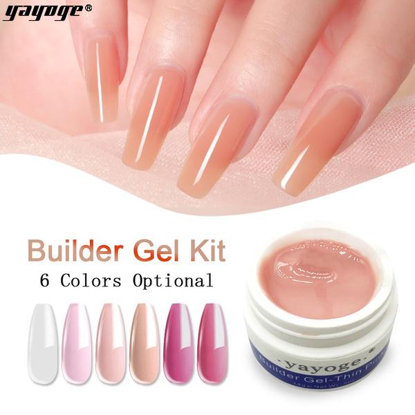 polygel, nailbuilder, led, Beauty