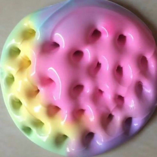magneticputty, Toy, Cotton, rainbow