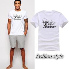 Shorts, ropadehombre, Shirt, Sleeve