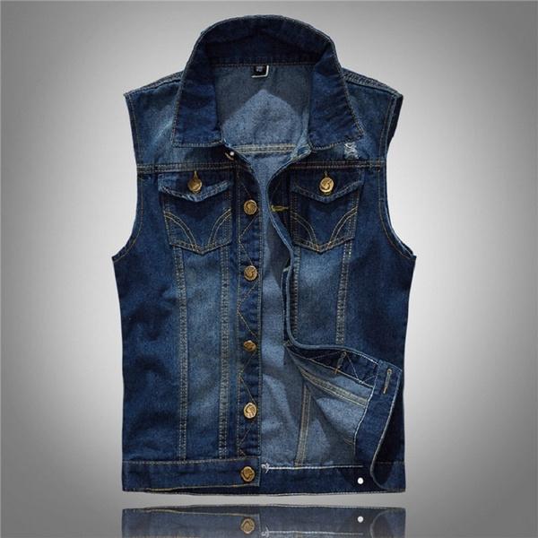 Summer, Vest, Fashion, Vintage