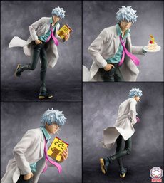 Collectibles, Toy, figure, gintama
