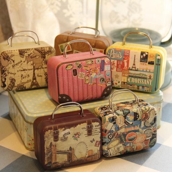 Storage Box, Box, candybox, Vintage
