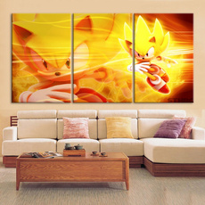 sonic, Video Games, Home Decor, Gifts