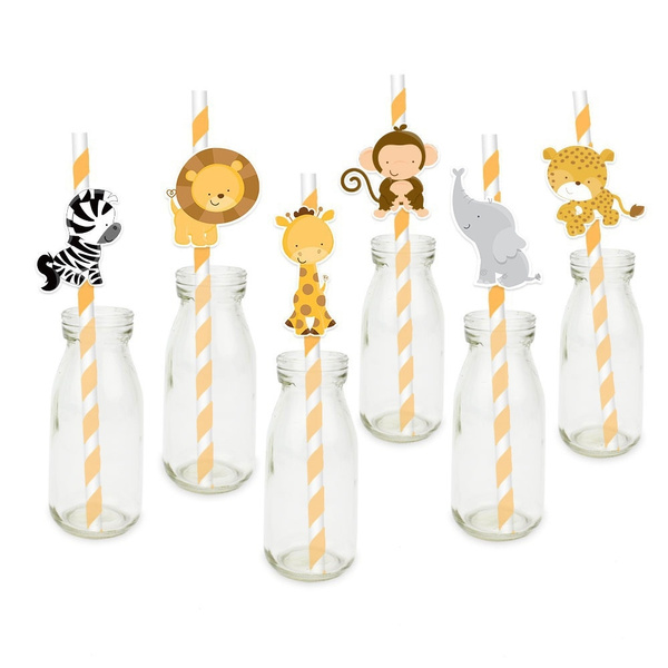 kidsbirthdayparty, dinner party ideas, paperstraw, decoration