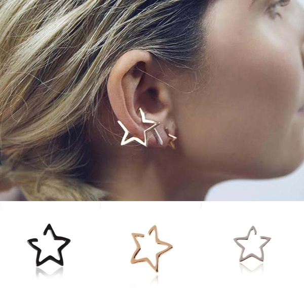 Fashion, Jewelry, Stud Earring, Simple