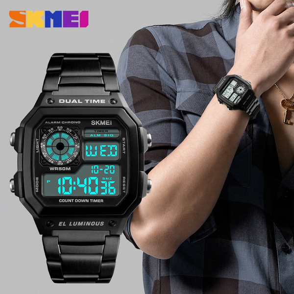 Chronograph, Steel, Fashion Accessory, digitalwatche