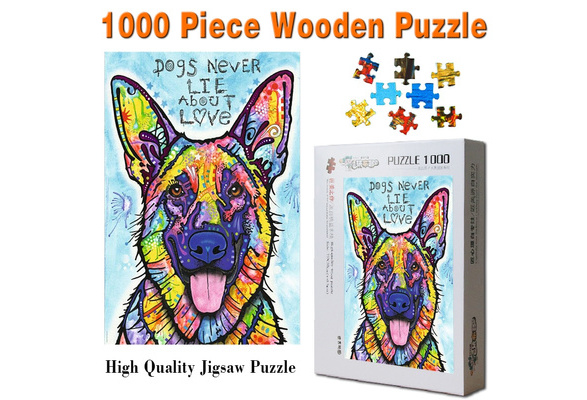 1000 Pieces Puzzles Jigsaw Free Shipping Educational Kids Adults Toys NEW 69x51