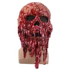 latex, Head, Cosplay, Skeleton