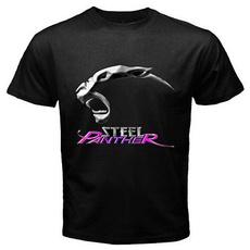 Steel, Mens T Shirt, Short Sleeve T-Shirt, Cotton T Shirt