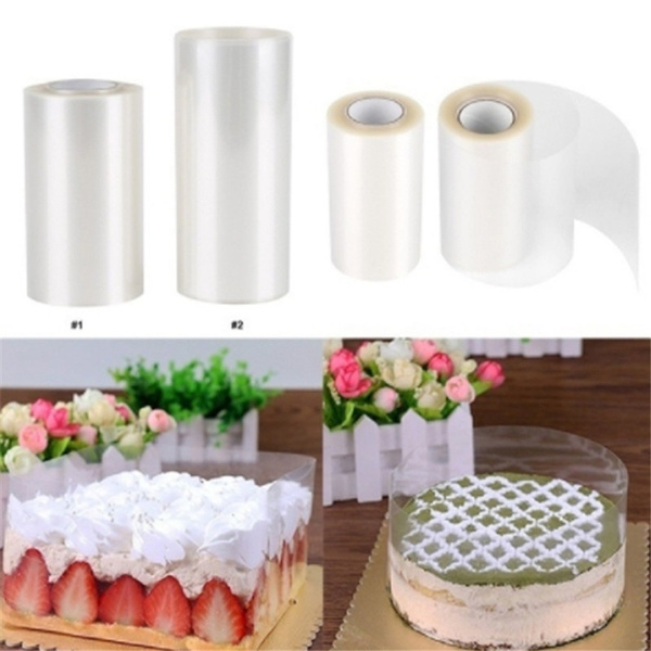 Baking, wrappingtape, wrapping, mousse