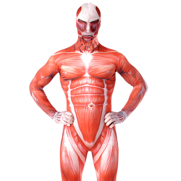 Muscle, Cosplay, hollywoodcostume, Cosplay Costume