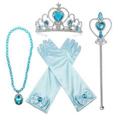 Princess, wand, Dress, elsa