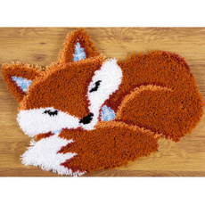 Decor, unfinished, Home & Living, Fox