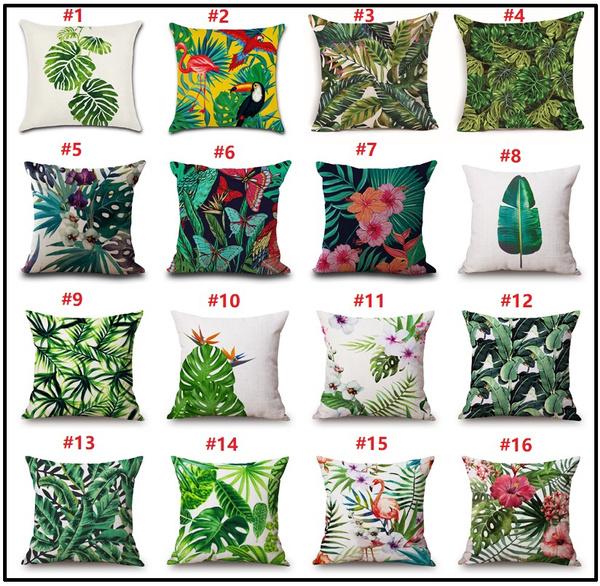 Polyester, bedlining, leaf, подушка