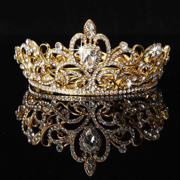 womentiara, headdress, Luxury, alloyheadband